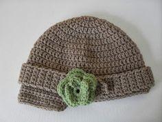 ElenaRegina wool: Berrettino facile facile con il frontino