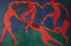 La Danse, Henri Matisse The Dance II