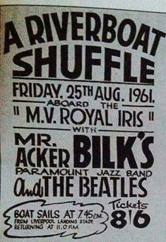 Beatles Poster, Beatles Love, Liverpool Town, Life In The Uk, Vintage Concert Posters, New Brighton, Recorder Music, My Generation, Rock Concert