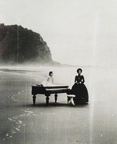 """""""The Piano"""", with Holly Hunter. (Dir. Jane Campion)"""