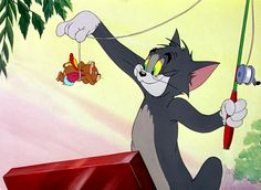 Tom & Jerry http://looneytunescaps.blogspot.com