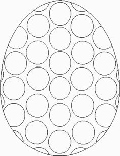 Posted in Easter Eggs Coloring Pages Easter Egg Coloring Pages, Colouring Pages, Coloring Pages For Kids, Easter Egg Template, Easter Templates, Do A Dot, Shape Posters, Hoppy Easter, Easter Crafts