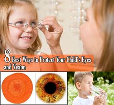 Natural Ways to Protect Your Child's Eyes and Vision