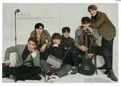 Hwarang cast for High Cut Magazine VOL. 188 Issue ❤ #BTS #방탄소년단