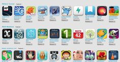 The 70 Best Apps For Teachers And Students - Edudemic. These are listed as itunes apps, but I'm sure a lot of them can be found for Android as well. | Pinteres…
