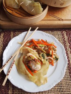 Getting Ready for Chinese New Year: Steamed Asian Fish Parcels Recipe ...