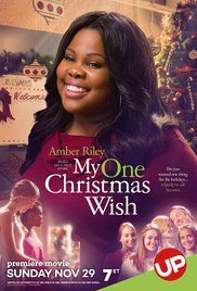 My One Christmas Wish Poster