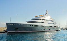 The Best Billionaire's Yacht luxury safes, luxury lifestyle, highend lifestyle, exclusivedesign, billionaire, luxury yatch, for more images : www.luxurysafes.me