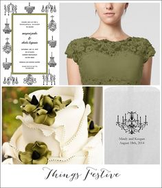 Pantone Dried Herb fall wedding inspiration