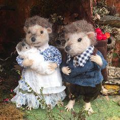 Black Squirrel, Needle Felted Owl, Cute Stuffed Animals, Wool Felt, Felted Wool, Rabbit Toys, Boho Baby, Wet Felting, Felt Toys