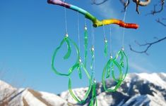 recycled plastic bottle sun catcher found at Ink Stitch