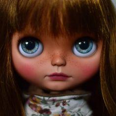 Vlastní Blythe Doll Genuine Takara Keavey od