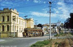 Avenida Cruzeiro do Sul 1957 & 2013