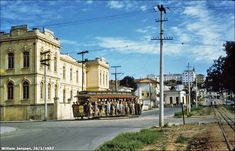 Av. Cruzeiro do Sul 1957