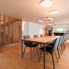 Möbel von TEAM 7, Türmlihuus und vieles mehr Team 7, Conference Room, Furniture, Home Decor, Kitchen Contemporary, Timber Wood, Homes, Decoration Home, Room Decor