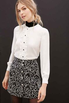 Sister Jane Opus Blouse - Urban Outfitters