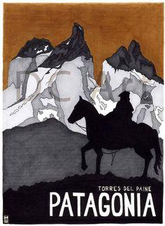 Patagonia ~ Dave Christian