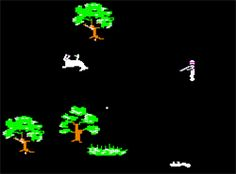 oregon trail!  I forgot about this, I loved playing this!!