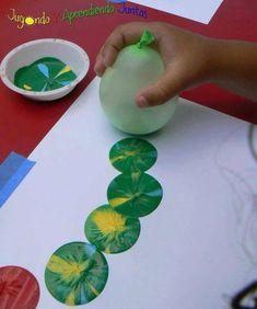 hands-on art: Balloon art