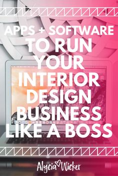 Interior design business software and apps to help you run your business online.