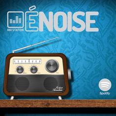 """A """"É Noise!"""" dessa semana está ótima pra criar, relaxar, dançar e até relembrar um pouco do feriado.  Só clicar, aumentar o volume e curtir a playlist de Leandro.  http://link.kki.com.br/enoisedeleandro — with Leandro Fernandes."""