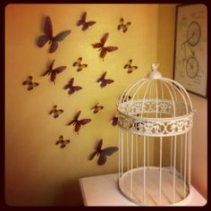 Butterflies #home