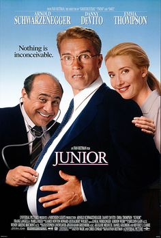 Actually quite hilarious!! Don't write it off because it looks silly, because Arnold does a pretty great job; and so do the always funny Devito and Thompson!!