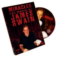 Miracles - The Magic of James Swain Vol. 1 - DVD