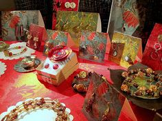 DIY Displays: Greeting Card Earring Display - Indie Craft Shows Blog