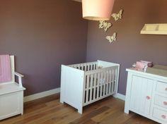 romantische babykamer voor een meisje more babykamer voor babykamer ...
