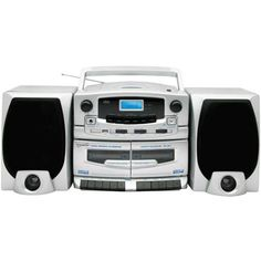 Supersonic SC-2020U Micro Hi-Fi Portable MP3/CD Player