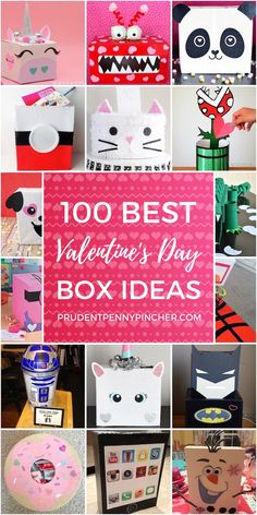 Impress your class with one of these creative and homemade valentine boxes. There are a hundred different valentines day boxes for boys and girls to choose from and are the perfect valentines day craft to do with your kids. Unique Valentine Box Ideas, Homemade Valentine Boxes, Valentine Boxes For School, Valentines Day History, Valentines For Boys, Valentine Day Crafts, Happy Valentines Day, Pinterest Valentines, Valentine's Day Quotes