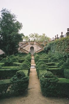'The Parc del Laberint d'Horta' historical garden [Horta-Guinardó district] Barcelona - Spain