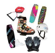 Update your wakeboarding wardrobe.