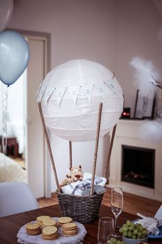 Baby shower |  air ballon | DIY