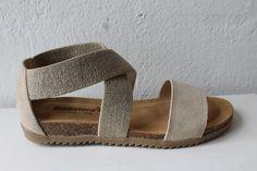 BioNatura.Sandal beige