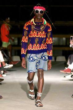 Chulaap by Vhu Wuwannapha Spring-Summer 2017 - South Africa Menswear Week