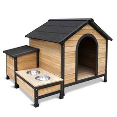 Most recent Pic Extra Large Wooden Pet Kennel with Storage This dog kennel is f. Most recent Pic Extra Large Wooden Pet Kennel with Storage This dog kennel is f…, Most recent P Luxury Dog Kennels, Wooden Dog Kennels, Wooden Dog House, Pet Kennels, Small Dog House, Extra Large Dog House, Dog Kennel Designs, Dog Food Online, Dog Kennel Cover