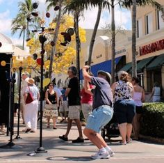 Downtown Naples Festival of the Arts: March 18th & 19th, 2017 !!!