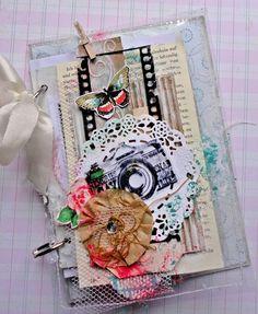 By Tania Martyns : 10ª Scrapbooking Show - Aulas Scrap Sampa