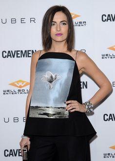 Camilla Belle - 'Cavemen' Premieres in LA