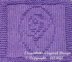 Knitting Cloth Pattern  CAMEO  Instant Download by ezcareknits, $3.00