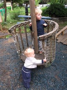 natural playground idea - Bing Images