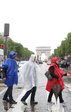 Bleu blanc rouge ...............l humour des touristes