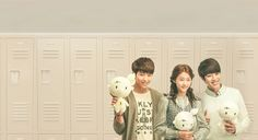 High School - Love On: High schooler Woo Hyun has it tough, so he's lucky to have a real guardian angel looking out for him. But can angel Seul Bi protect Woo Hyun and survive the perils of high school and first love?