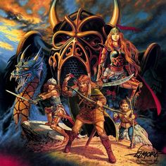 Larry Elmore - Dragonlance