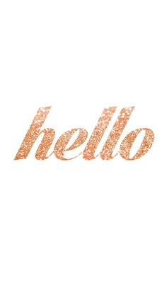 Hi ...😉