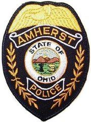 Amherst police badge