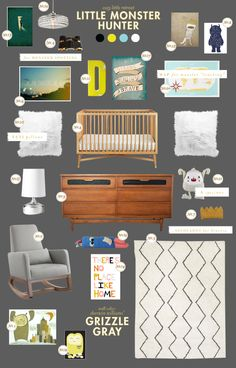Where the wild things are nursery! This is happening:)