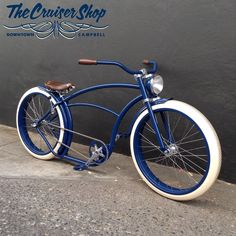 The Bikes built by The Cruiser Shop